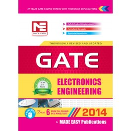 GATE: EC Solved Papers